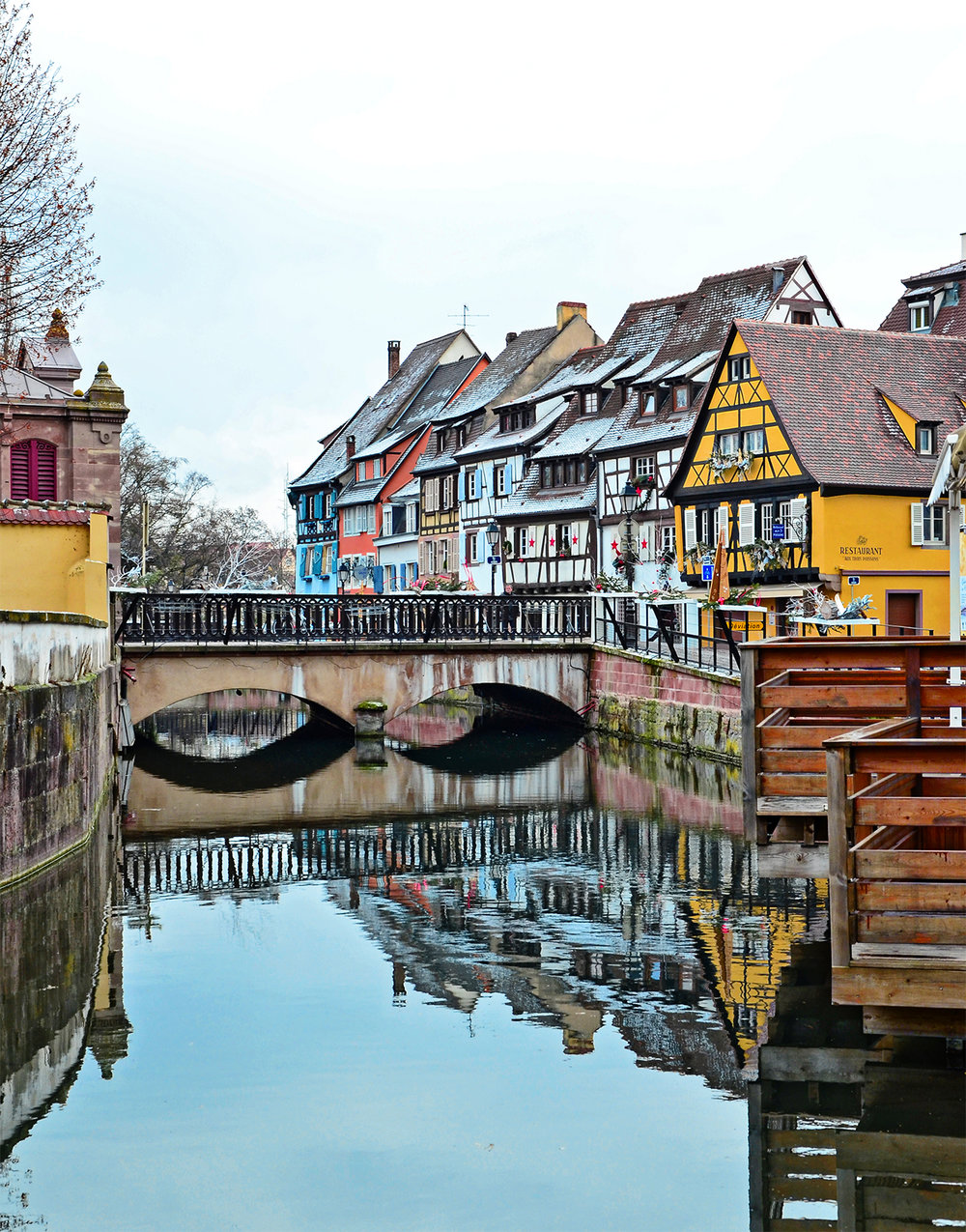 Le Petite Venice - Colmar