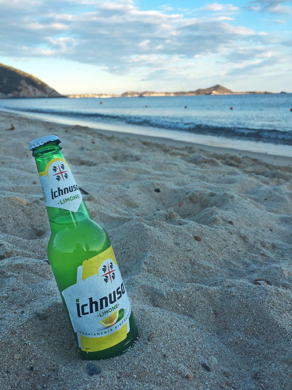 Ichnusa Beer