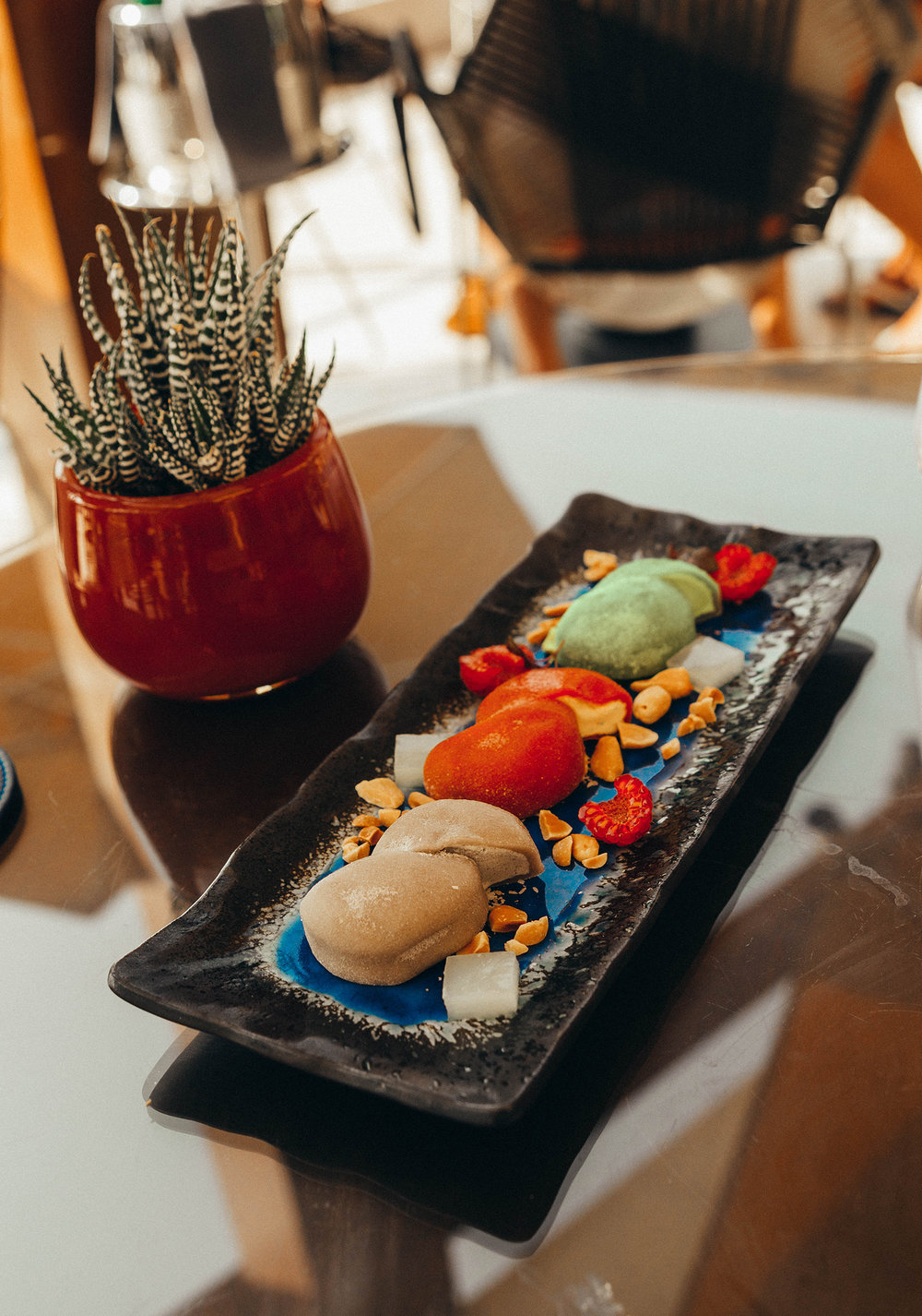 The Japanese gelato: mochi ice cream