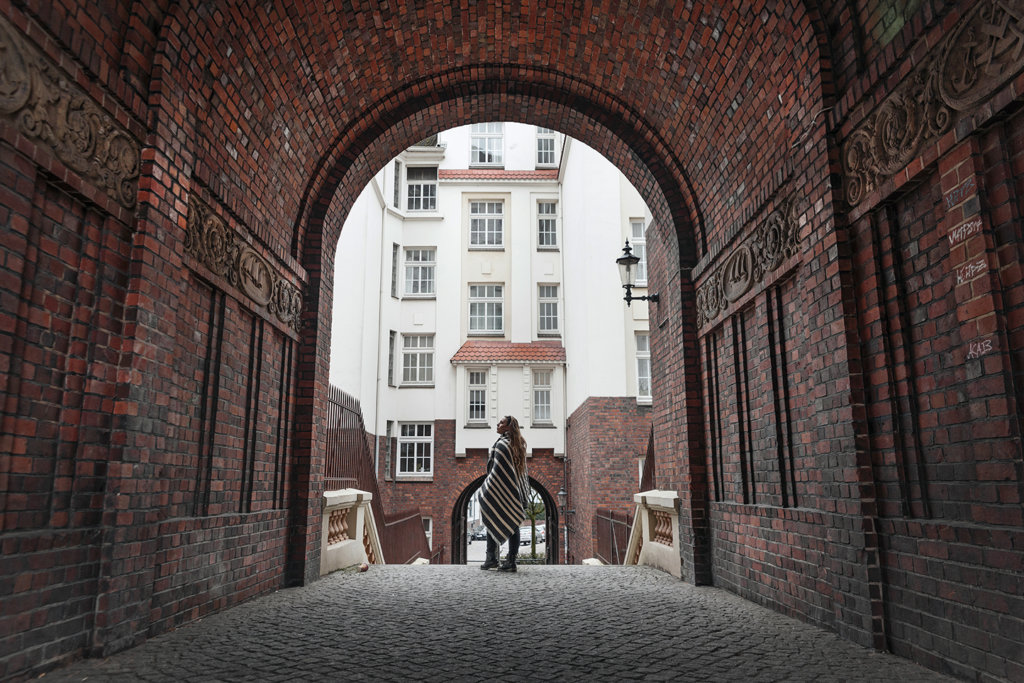 Hamburg Krameramtswohnungen
