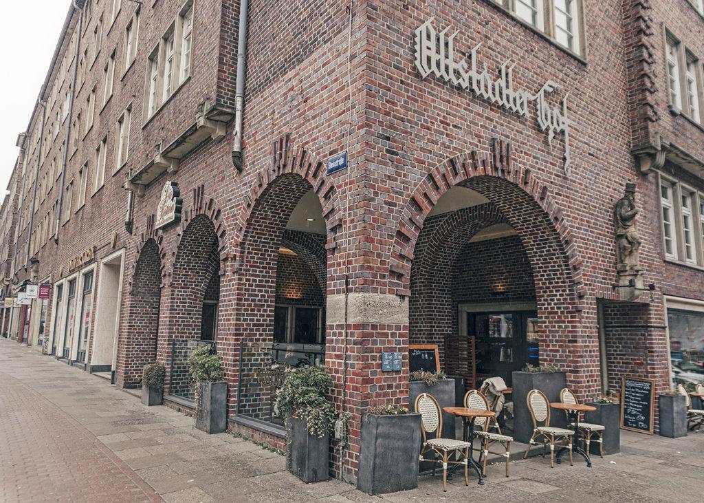 Hamburg city germany