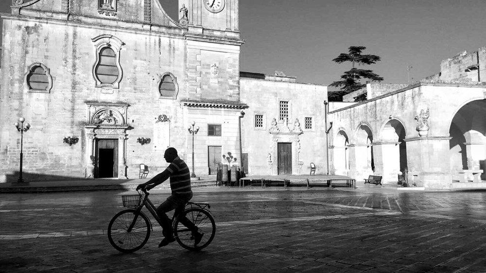San Giorgio Square, Melpignano