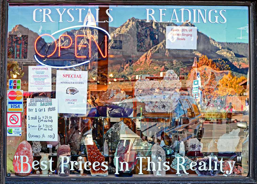 crystal shop sedona