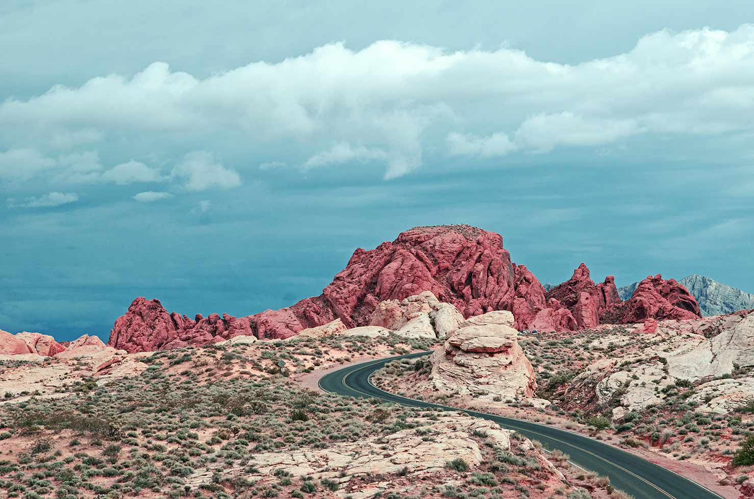 valley of fire drive