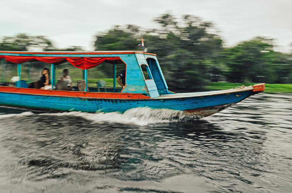 A photo journal from Kampong Phluk Floating Village in Cambodia