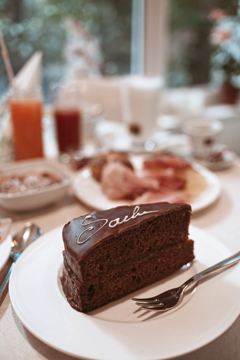 Sachertorte weekend merano