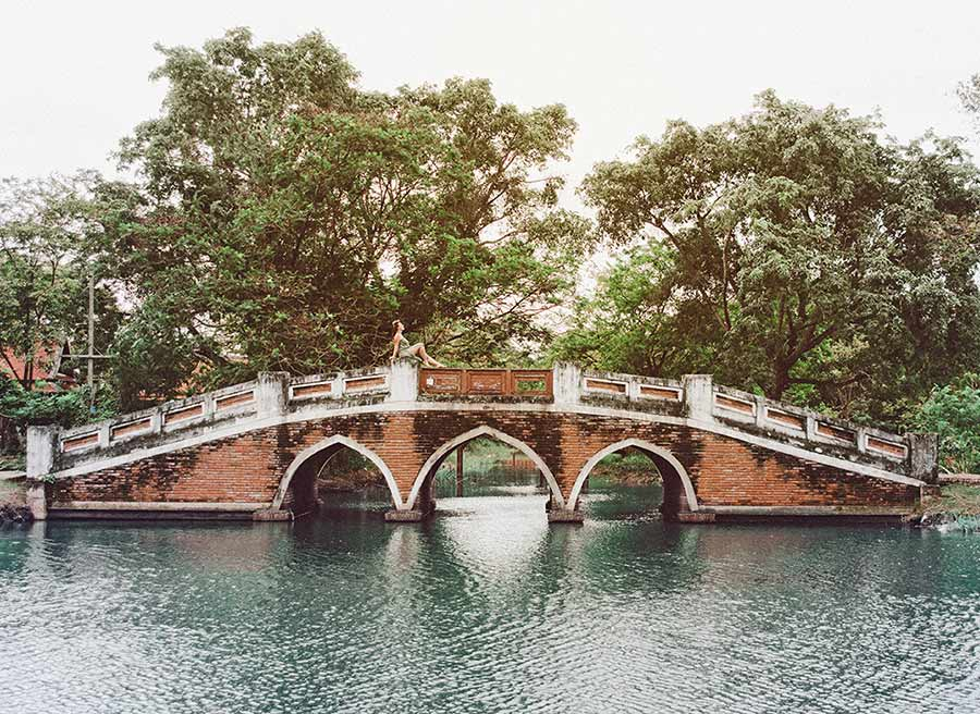 ayutthaya bridge