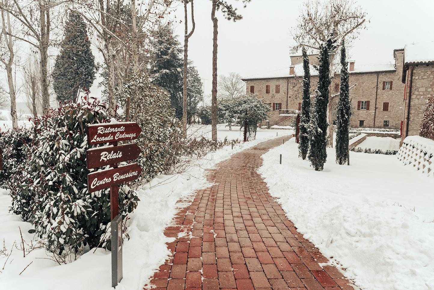 RELAX AND FLAVOR IN EMILIA ROMAGNA, ITALY: CADONEGA RELAIS, SPA & RESTAURANT