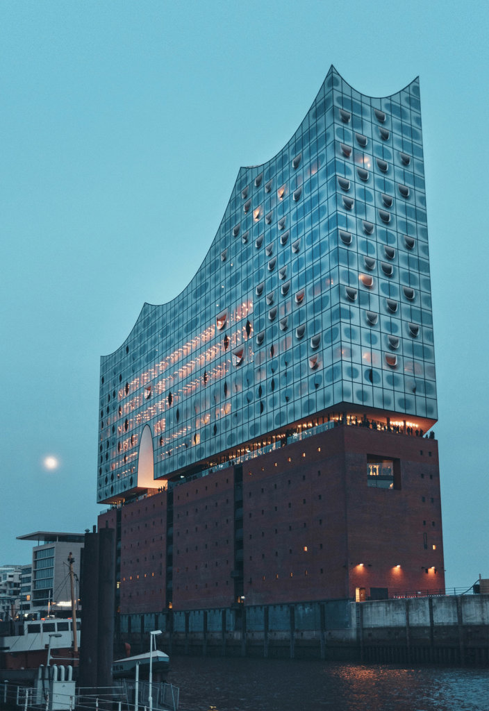 Elbphilharmonie most photogenic spots hamburg