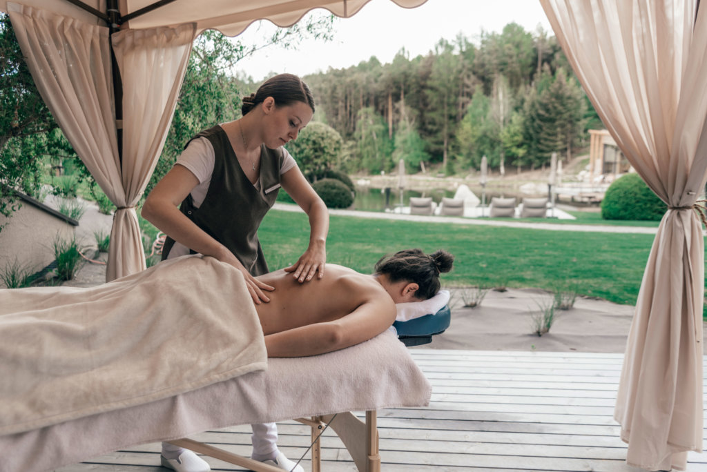 Seehof Nature Retreat massage