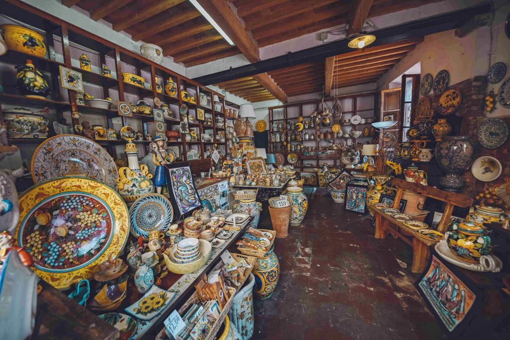 ceramica montelupo fiorentino