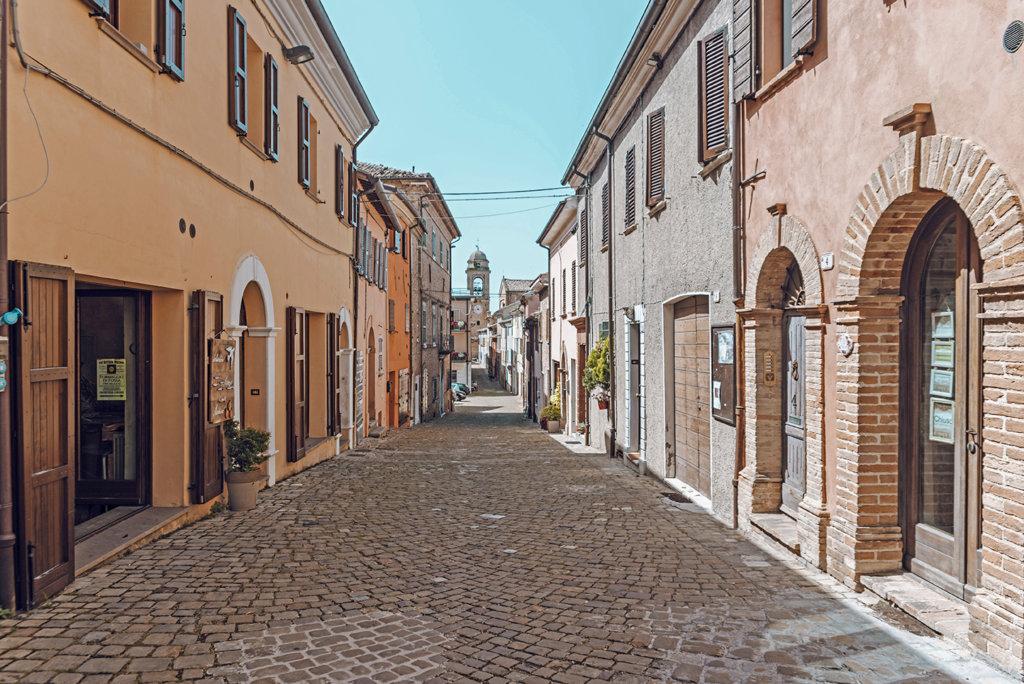 Mondaino Emilia Romagna