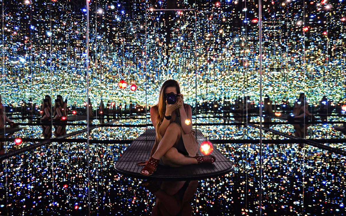 Los Angeles The Broad irene ferri