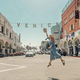 Venice Sign - California