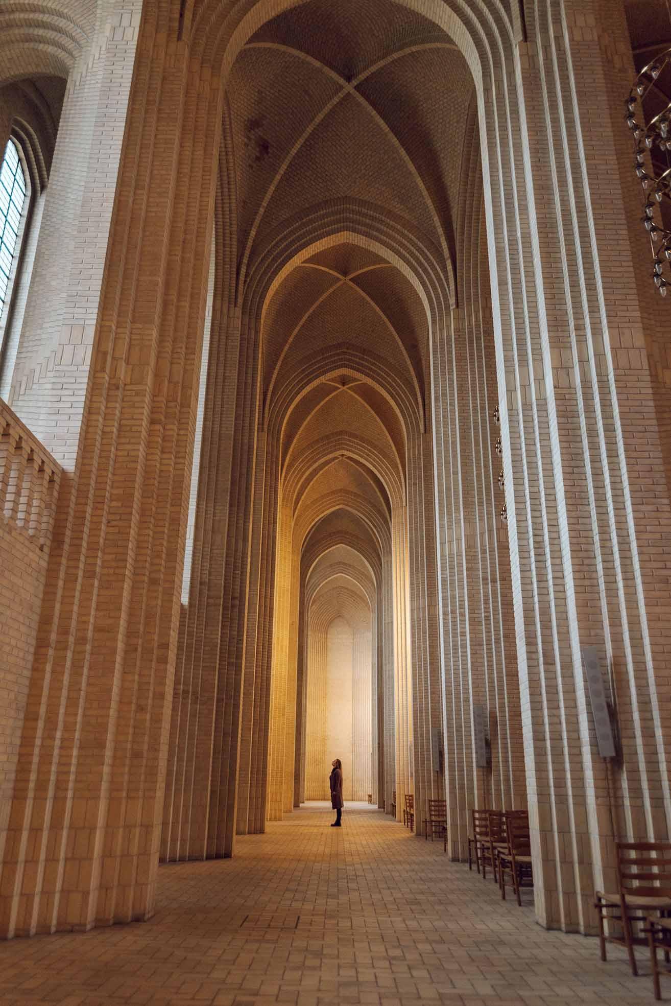 Grundtving's Church - Copenhagen Denmark