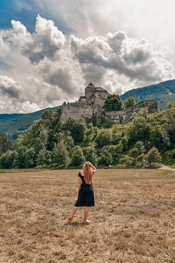Castel Tasso Burg reifenstein sudtirolo