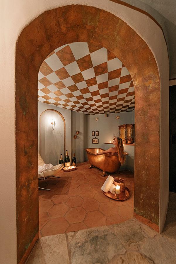 Romantik Hotel Turm Art spa fie allo sciliar