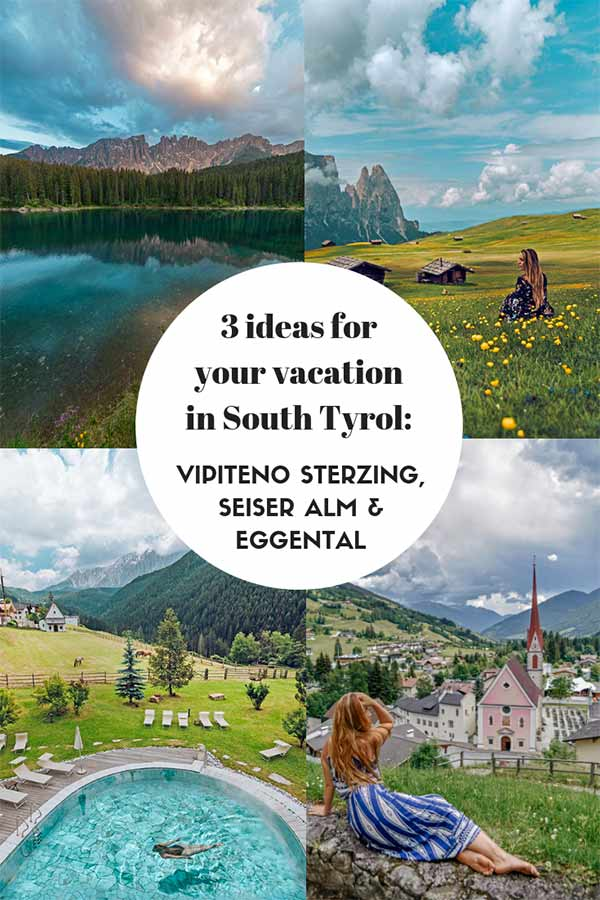 vacation south tyrol alto adige