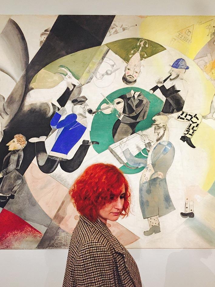 chagall mantova palazzo ragione
