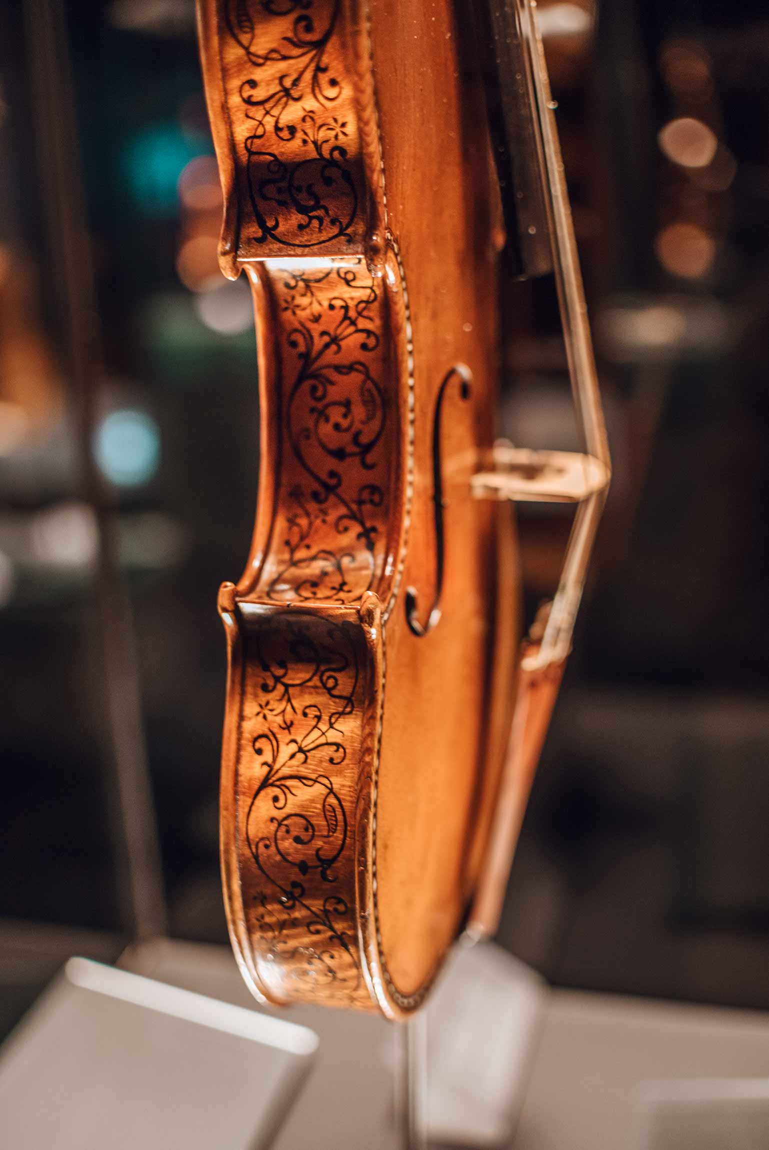 stradivari museo violino cremona