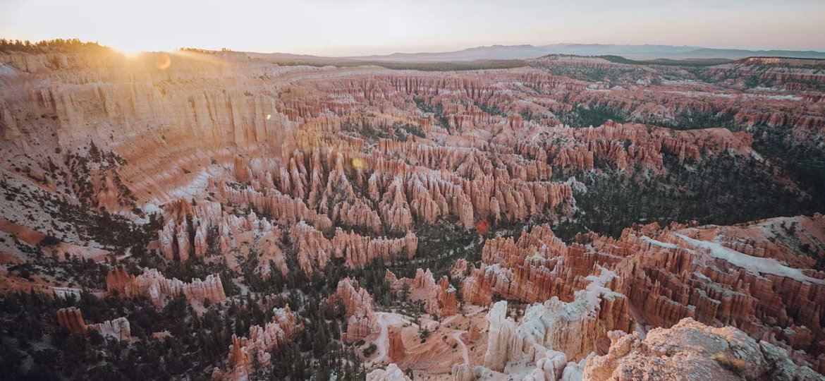 bryce canyon point