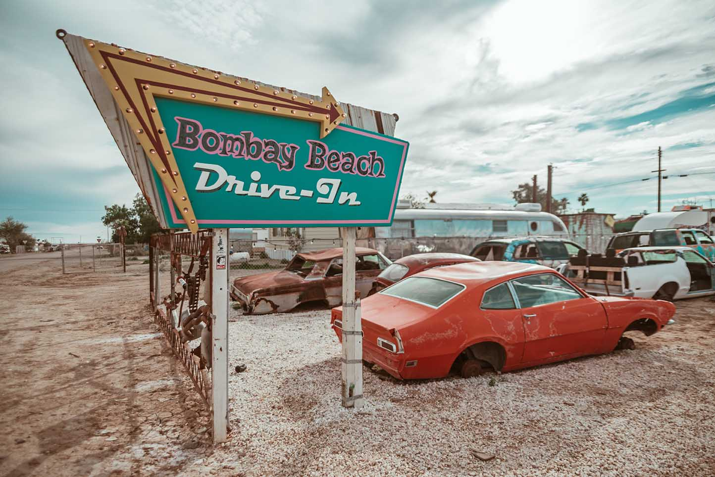 bombay beach drive in salton