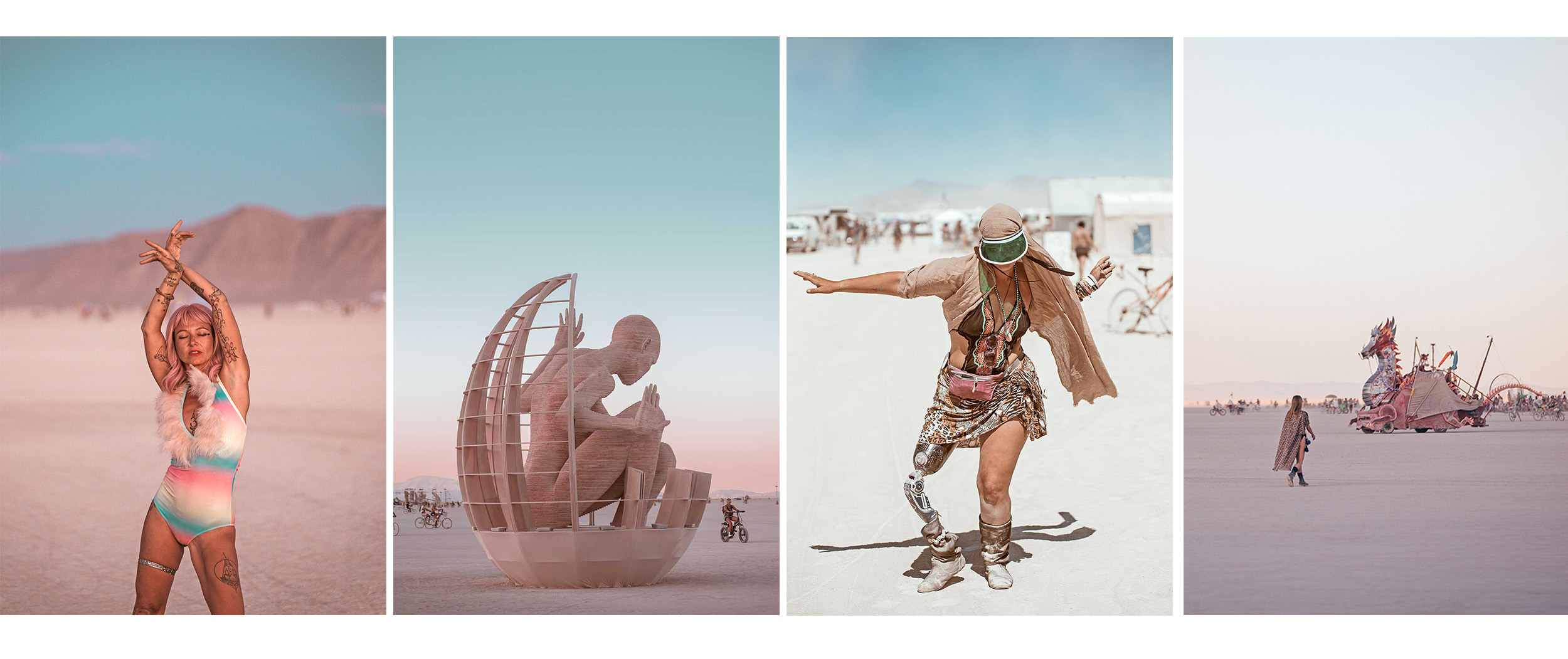 Irene Ferri - Burning Man