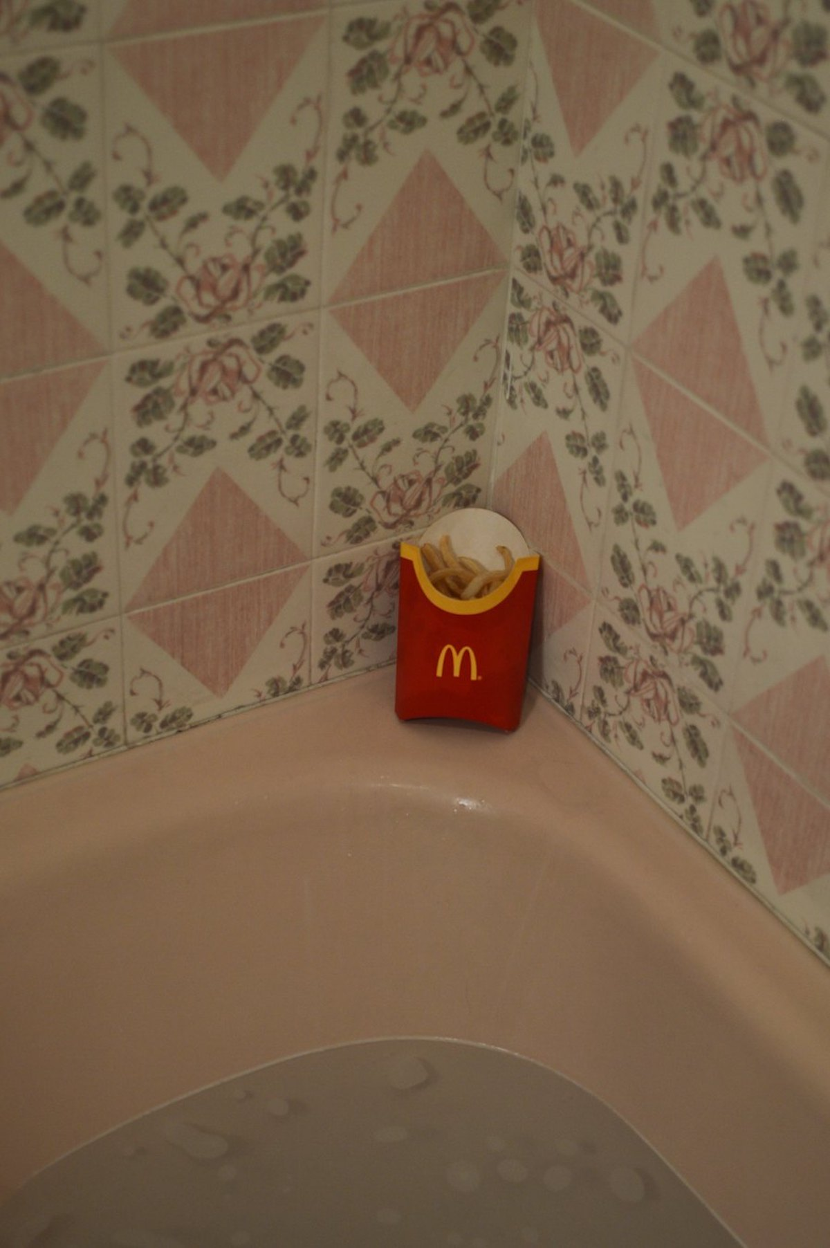 Annalisa Caroni - McDelivery Bathroom 1